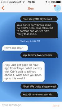 YachtChat screenshot 2