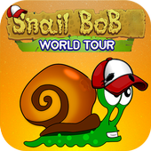 Snail Bob : World Tour icon