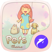 Pet Lovers Theme-YOLO Launcher icon