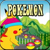 Pikachu Jungle Run icon
