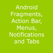 Fragments demo for Android icon