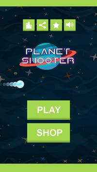Planets Shooter poster