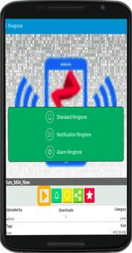 Ringtones & Wallpaper ZM apk screenshot