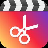 Video Editor: NoCrop for Insta icon