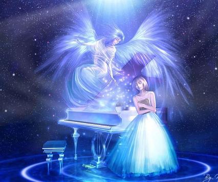 3D Angels Wallpaper apk screenshot