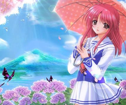 Anime Girl apk screenshot