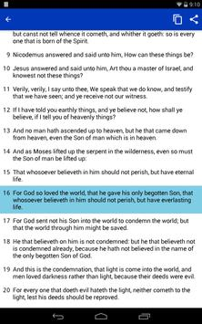 Bible (Offline, Multi-Version) apk screenshot