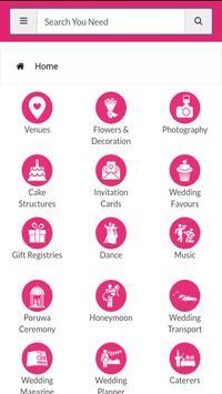 Wedding Directory screenshot 4