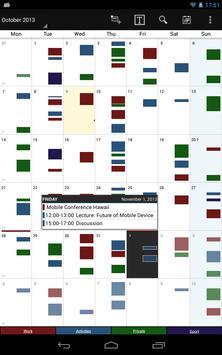 Business Calendar screenshot 14