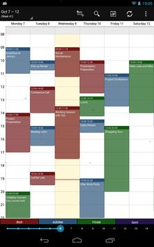 Business Calendar screenshot 15