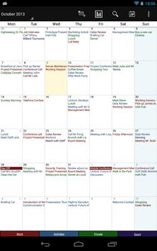 Business Calendar screenshot 16