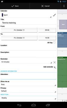Business Calendar screenshot 19