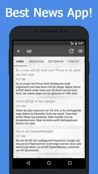 News Netherlands apk screenshot
