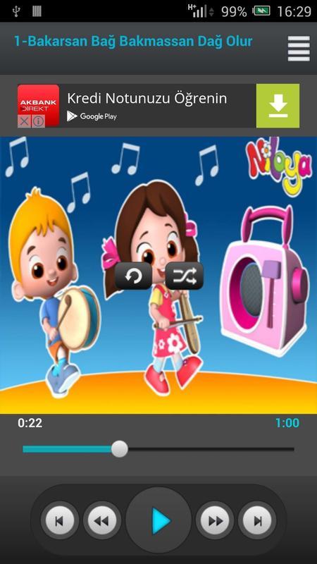 Niloya şarkıları For Android Apk Download