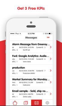 KPI Alerts screenshot 2