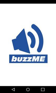buzzME! BETA (Unreleased) poster