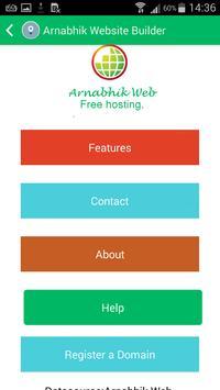 Website Builder by Arnabhik poster