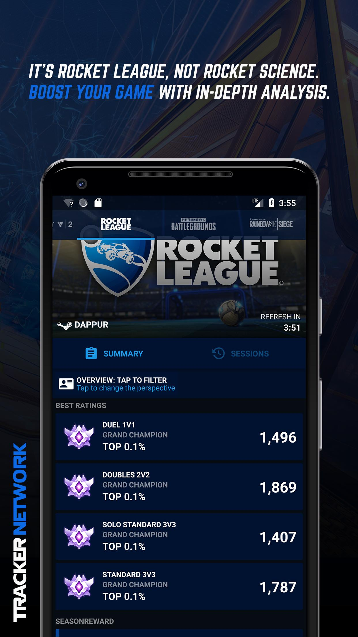 Trn Fortnite Tracker Download In Game Tracker Network For Android Apk Download