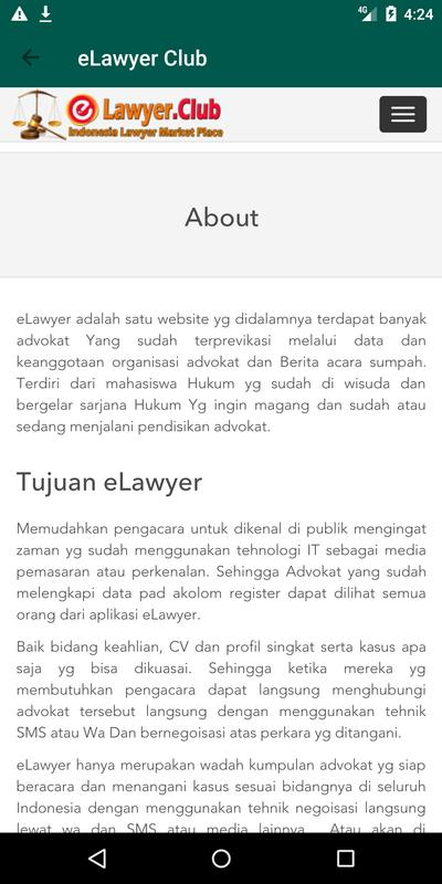 Elawyer Club For Android Apk Download