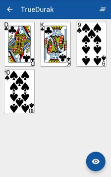 True Durak – game needs at least 3 devices to play screenshot 1