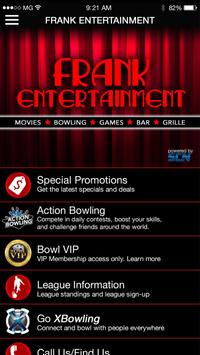 Frank Entertainment poster