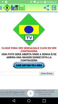 Net Tv Brasil poster