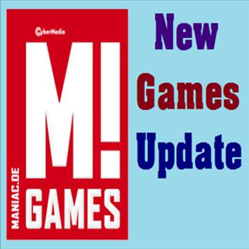 New Games Update News poster