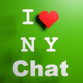 New York City Chat icon