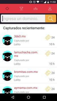 Domain Hunter apk screenshot