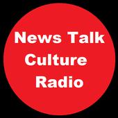News Talk Culture Radio icon