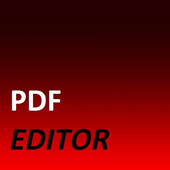EDITOR TEXT FOR PDF icon