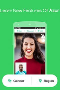 AZARr Free Video Calls & Chat Online Guide screenshot 5