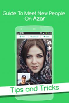 AZARr Free Video Calls & Chat Online Guide poster