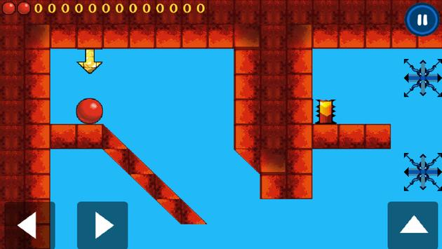 Bounce Ball Classic apk screenshot
