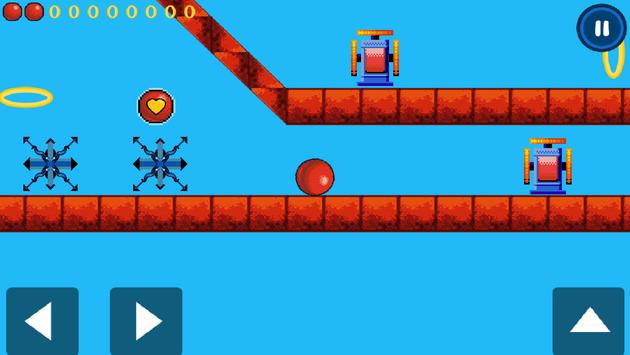 Bounce Ball Classic screenshot 2