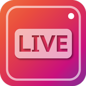New Instagram Go live Tips icon