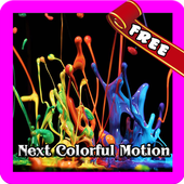 New Color Motion LWP icon