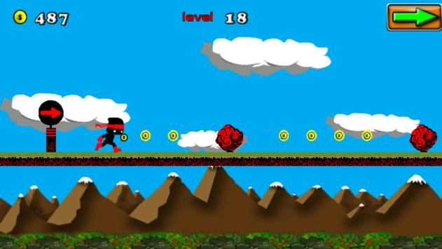 SRS: super red stickman screenshot 10