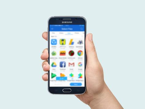 Guide SHAREit Transfer & Share poster
