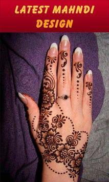 Simple Mehndi Designs screenshot 3