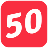 VPN 50 (Unlimited & Free) icon