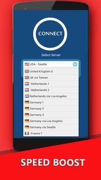 VPN 50 (Unlimited & Free) screenshot 2