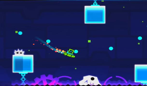 Tips Geometry Dash World screenshot 1