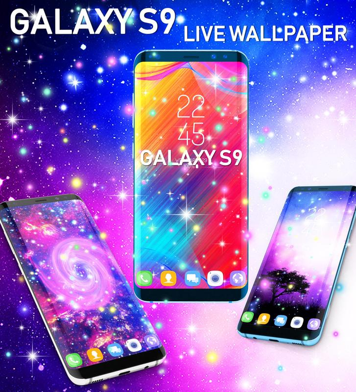 ... Live wallpapers for galaxy s9 تصوير الشاشة 4 ...