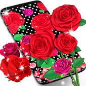 2018 Roses live wallpaper icon
