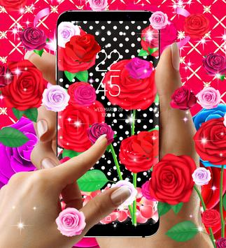 2018 Roses live wallpaper screenshot 5
