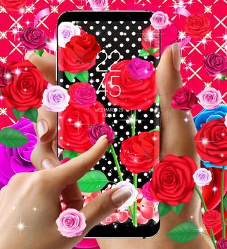 2018 Roses live wallpaper screenshot 5