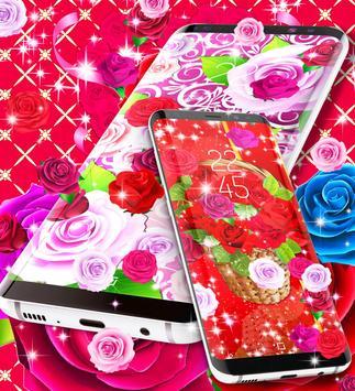 2018 Roses live wallpaper screenshot 8