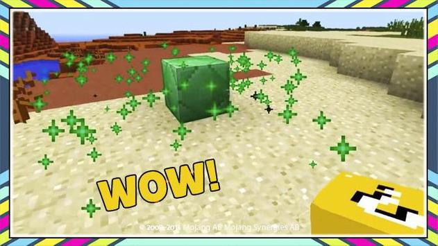 Lucky Block for Minecraft PE poster