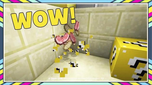 Lucky Block for Minecraft PE screenshot 6